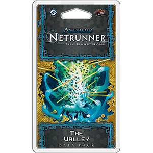 Android Netrunner LCG: SanSan 1 – the Valley – EN