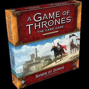 AGoT 2nd Edition: Sands of Dorne – EN