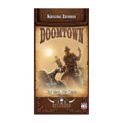 Doomtown Reloaded: SB01 New Town – EN