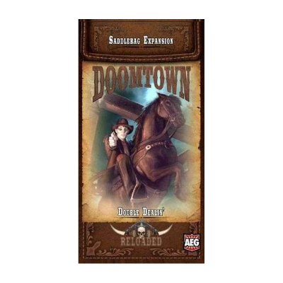 Doomtown Reloaded: SB02 Double Dealin – EN