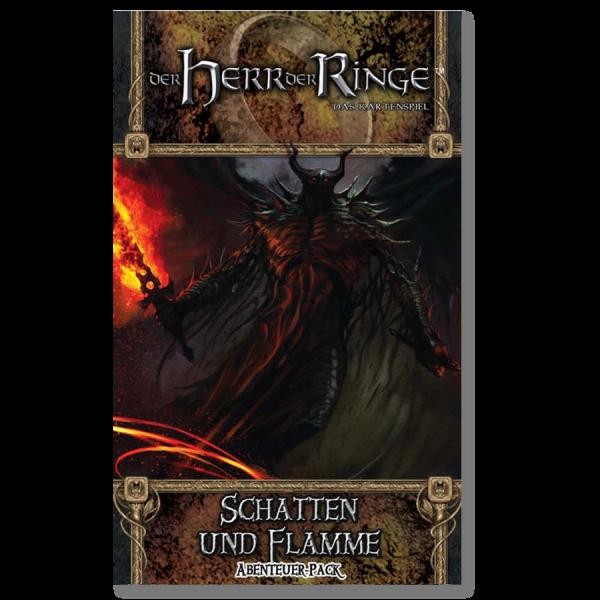 HdR LCG: Zwergenbinge 6 – Schatten und Flamme
