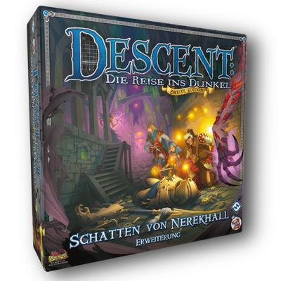 Descent 2. Edition: Schatten von Nerekhall – DE