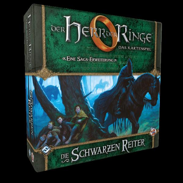 HdR LCG: Saga 1 – Die Schwarzen Reiter