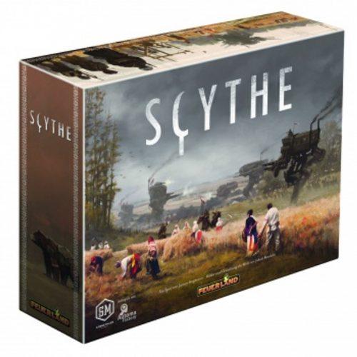 Scythe – DE