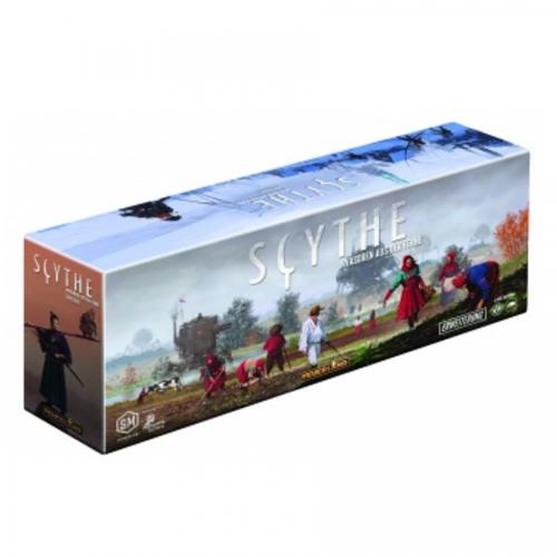 Scythe: Invasoren aus der Ferne – DE