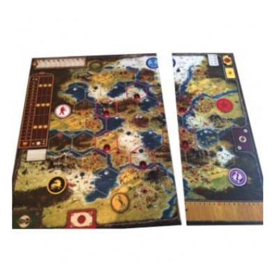 Scythe: Spielplan Addon