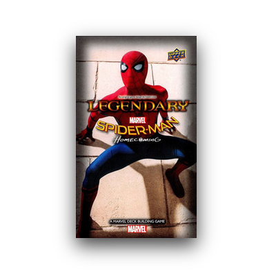 Legendary Marvel: Spider-Man Homecoming – EN