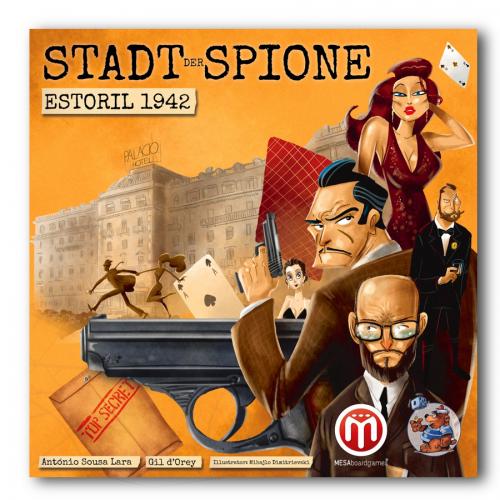 Stadt der Spione