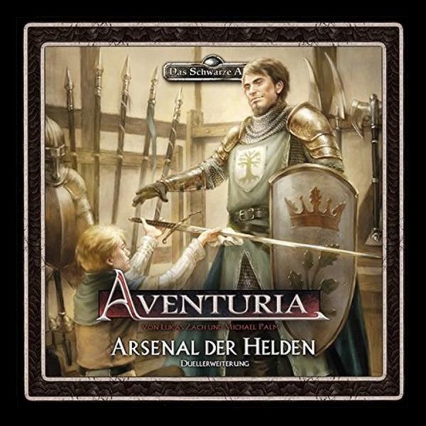 Aventuria: Arsenal der Helden