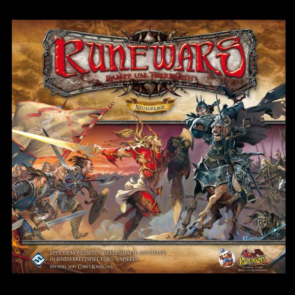 Runewars: Kampf um Terrinoth – Neuauflage