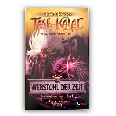 Arena von Tash Kalar: Webstuhl der Zeit – DE