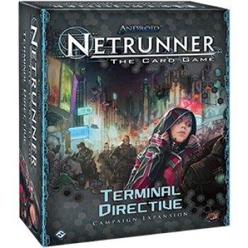 Android Netrunner LCG: Terminal Directive – EN
