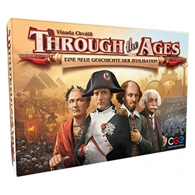 Through the Ages – Neuauflage DE