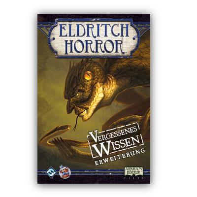Eldritch Horror: Vergessenes Wissen – DE
