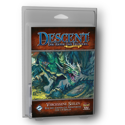 Descent 2. Edition: Vergessene Seelen (POD) – DE