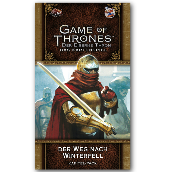 AGoT 2. Edition: Westeros 2 – Der Weg nach Winterfell – DE