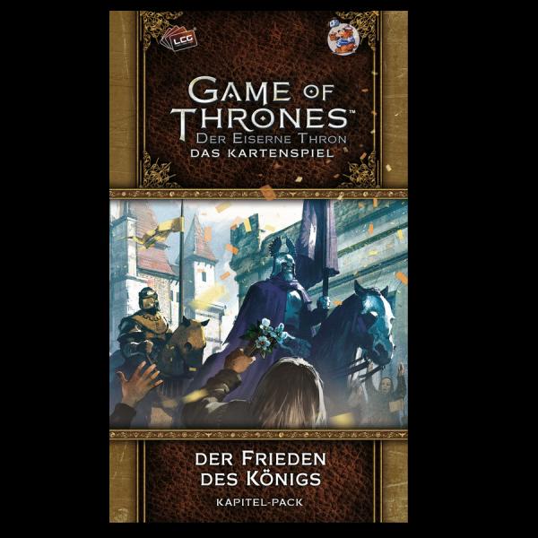 AGoT 2. Edition: Westeros 3 – Der Frieden des Königs – DE