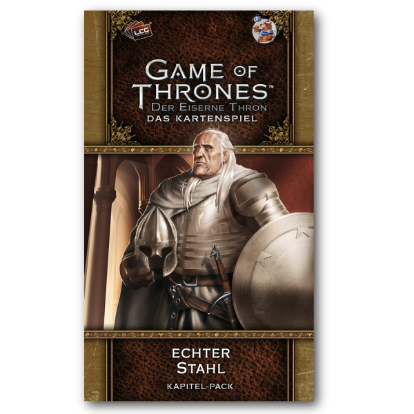 AGoT 2. Edition: Westeros 6 – Echter Stahl – DE