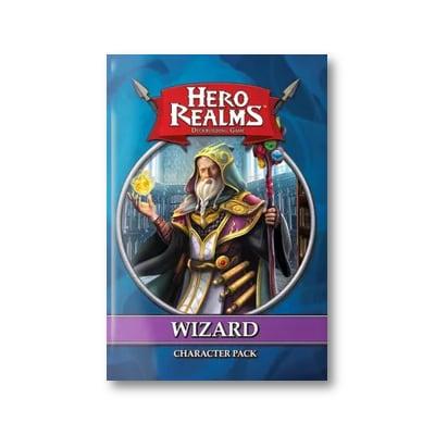 "Hero Realms: Character Pack ""Wizard"" – EN"