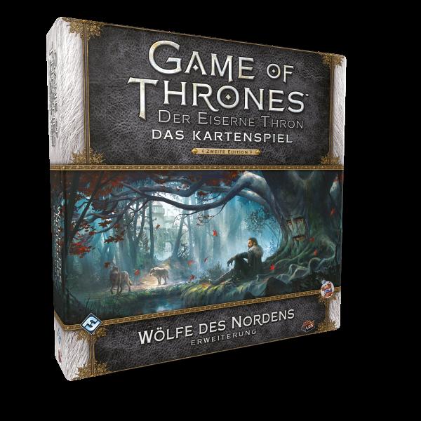 AGoT 2. Edition: Wölfe des Nordens – DE