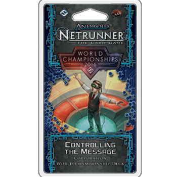 Android Netrunner LCG: World Champion 2016 Corporation – EN