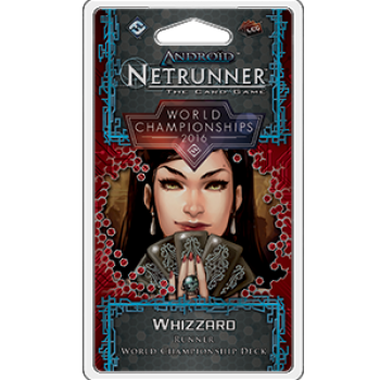 Android Netrunner LCG: World Champion 2016 Runner – EN