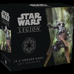 Star Wars Legion: 74-Z Speeder Bikes – EN