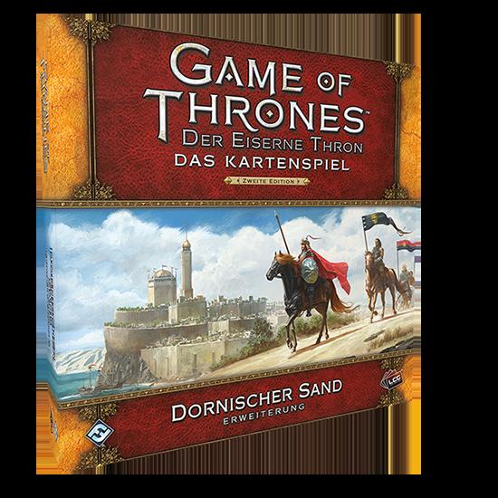 AGoT 2.Edition: Dornischer Sand – DE