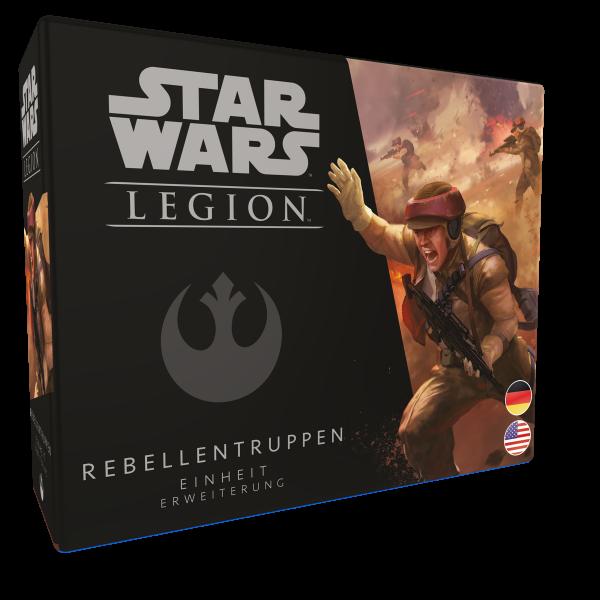 Star Wars Legion: Rebellentruppen – DE/EN