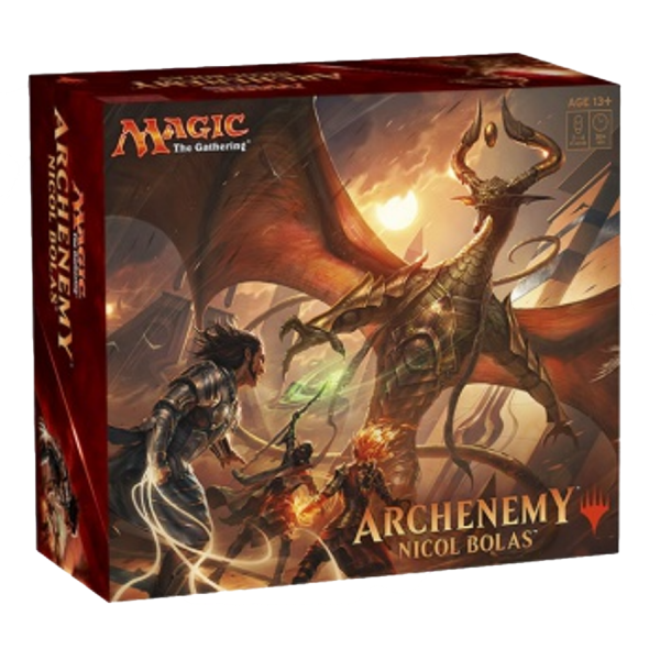 Magic: Archenemy: Nicol Bolas – EN