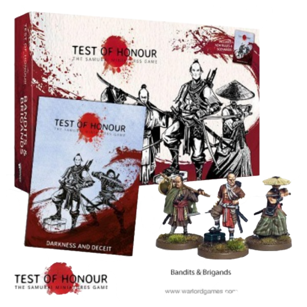 Test of Honour: Bandits & Brigands