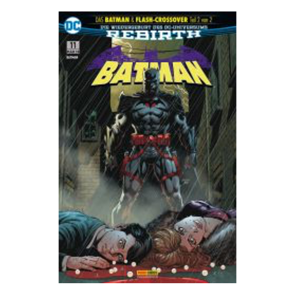 Batman: Rebirth 11