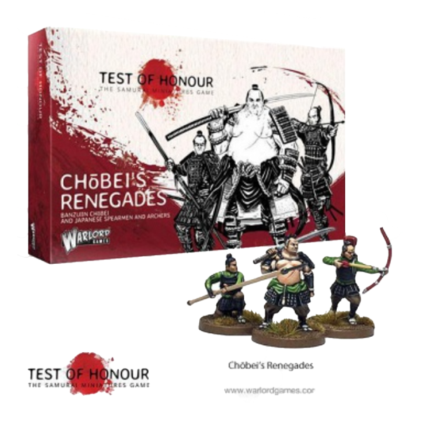 Test of Honour: Chöbei´s Renegades