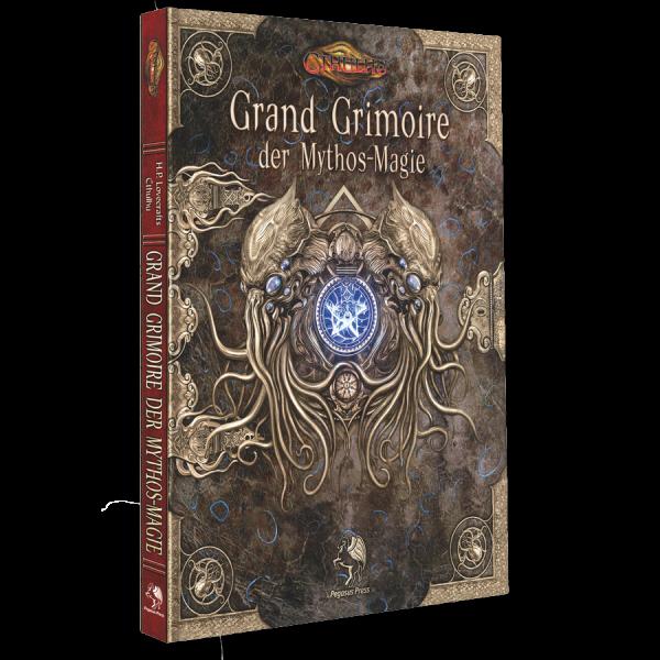 Cthulhu: Grand Grimoire (HC) – DE