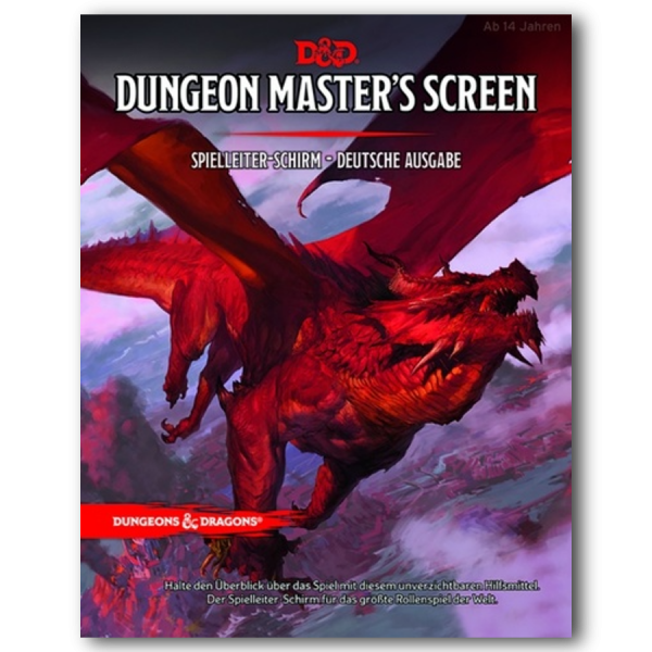 Dungeon Master's Screen – deutsch