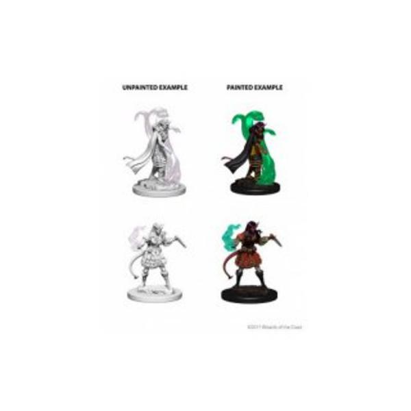 D&D Nolzur´s Marvelous Miniatures: Tiefling Sorceror