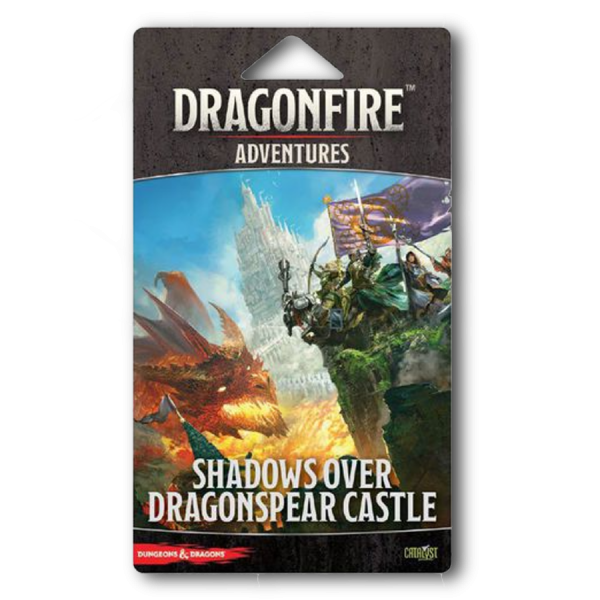 Dragonfire: Adventure Pack – Shadows over Dragonspear Castle
