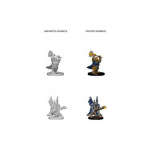 D&D Nolzur´s Marvelous Miniatures: Dwarf Paladin
