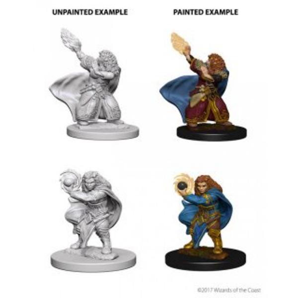 D&D Nolzur´s Marvelous Miniatures: Dwarf Wizard