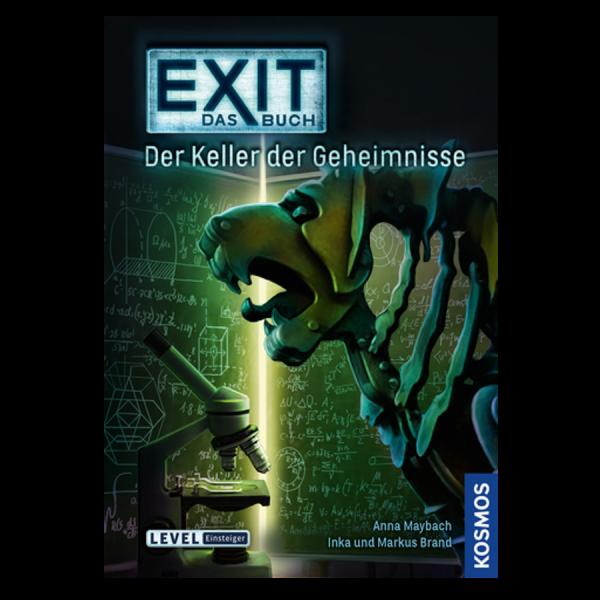 EXIT – Das Buch: Der Keller der Geheimnisse – DE