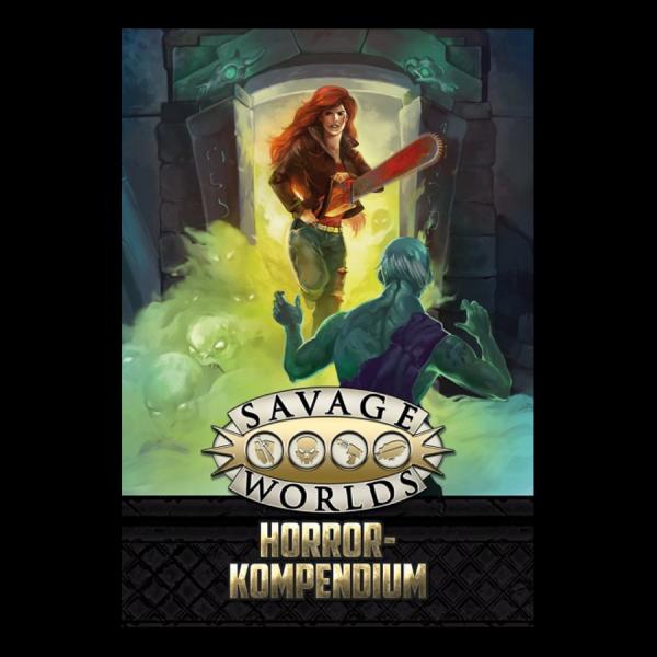 Savage World: Horror-Kompendium (SC) – DE