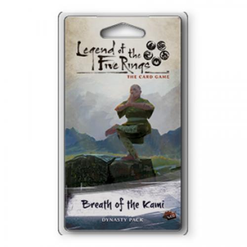 Legend of the five Rings: Elemental 1 – Breath of the Kami – EN