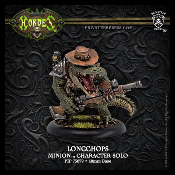 Hordes: Minions – Longchops