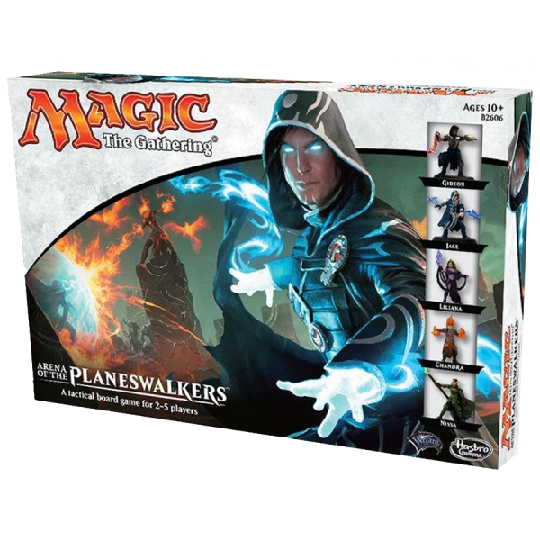 Magic the Gathering: Arena of the Planeswalkers – DE