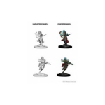 D&D Nolzur´s Marvelous Miniatures: Air Genasi Rogue