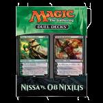 MTG – Duel Decks: Nissa vs. Ob Nixilis – EN