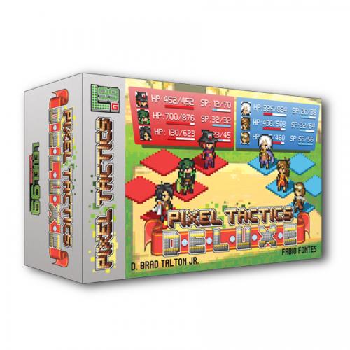 Pixel Tactics: Deluxe – EN