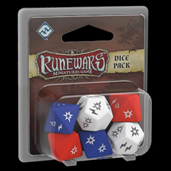 Runewars Miniaturenspiel: Dice Pack