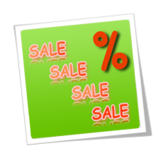 SALE - AKTIONSARTIKEL %