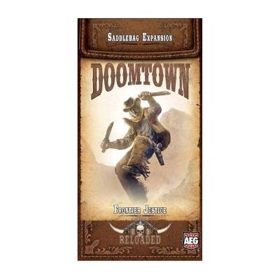 Doomtown Reloaded: SB04 Frontier Justice – EN